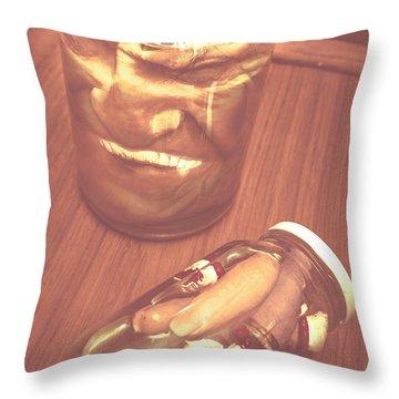 Freaky Throw Pillows
