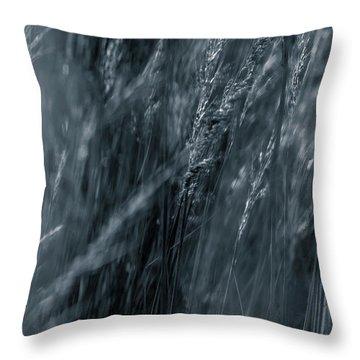 Jazz Grass -  Throw Pillow