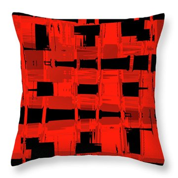 Jazz Lp Throw Pillow