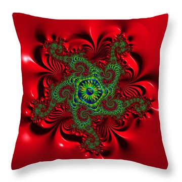 Jectudgier Throw Pillow