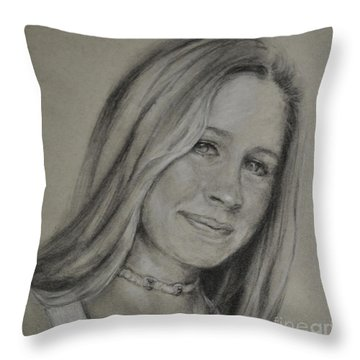 Jen Throw Pillow