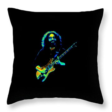 Jerry T1 Throw Pillow