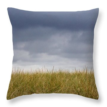 Throw Pillow featuring the photograph Remember When The Days Were Long by Dana DiPasquale