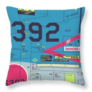 Manga Throw Pillows