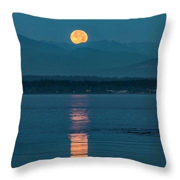 Jetty Moonbeam Throw Pillow