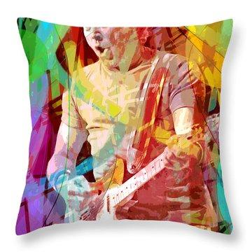 Jimmy Buffett The Pirate Throw Pillow