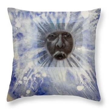 Jimmy Oz Throw Pillow