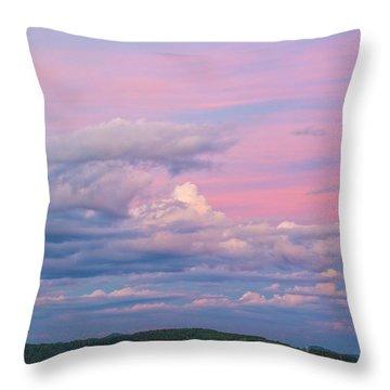 Jocassee 3 Throw Pillow