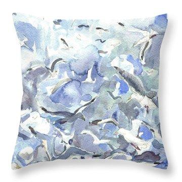 Jodrey Pier Throw Pillow
