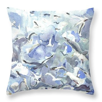 Jodrey Pier Throw Pillow