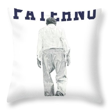 Joe Paterno Throw Pillow