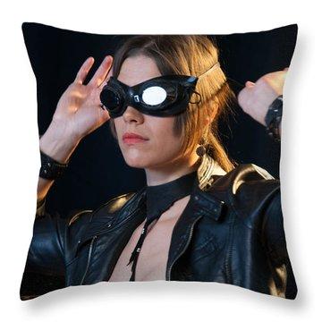 Johana Throw Pillow