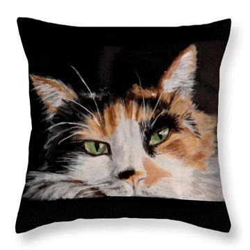 John 2 Throw Pillow