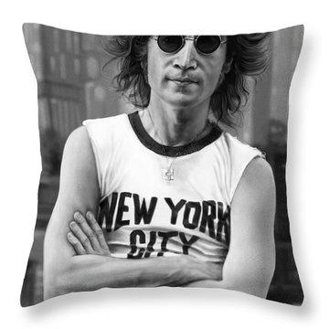 Wacom Throw Pillows