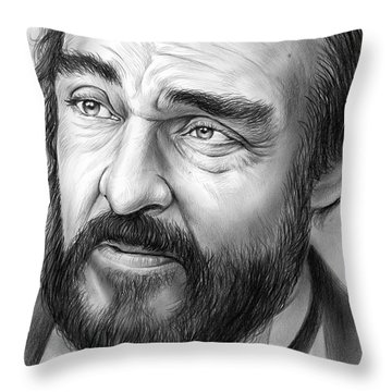 Lord Of The Rings Throw Pillows