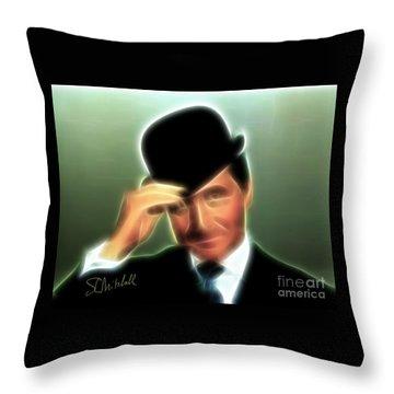 John Steed Throw Pillow
