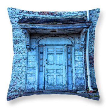 John Turl - Doorway To  Throw Pillow