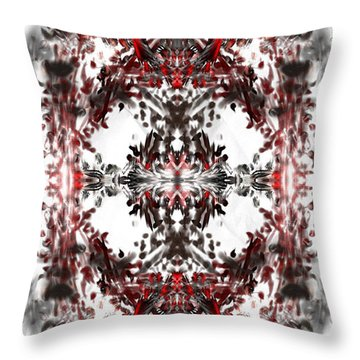 Jokers Wild Throw Pillow