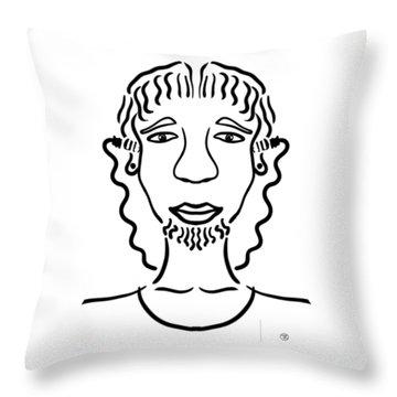 Jordao Throw Pillow