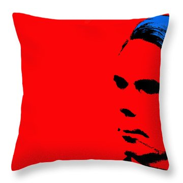 Jose Maria Aznar Throw Pillow