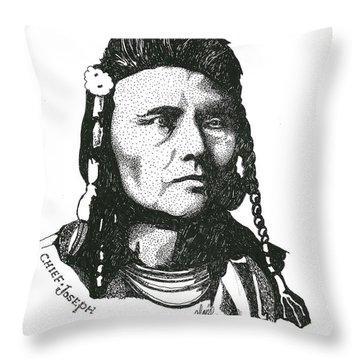 Joseph Throw Pillow