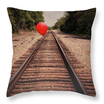 Journey Throw Pillow