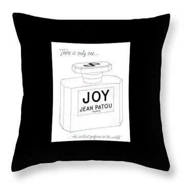 Throw Pillow featuring the digital art There Is Only One... by ReInVintaged