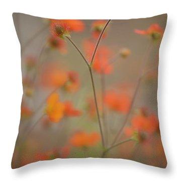 Joy Dance Throw Pillow