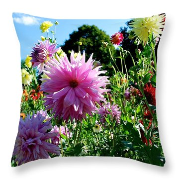 Joy Is In The Air  Throw Pillow