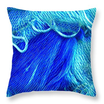 Joy With Colours  Throw Pillow