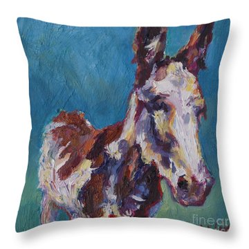Joyce Throw Pillow