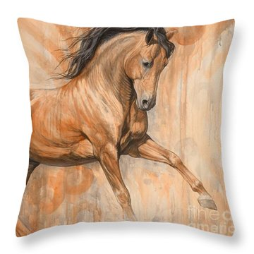 Joyful Bay Throw Pillow