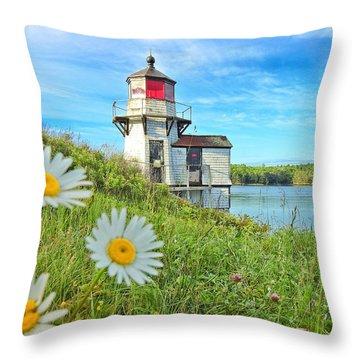 Joyful Light Throw Pillow