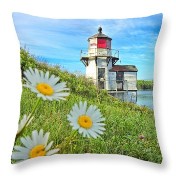 Joyful Light Throw Pillow