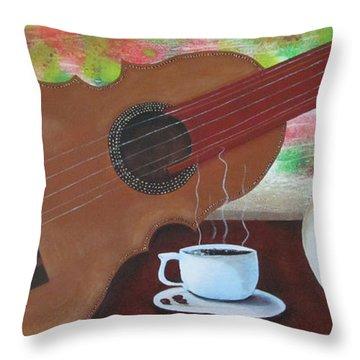 Joys Of Life Throw Pillow