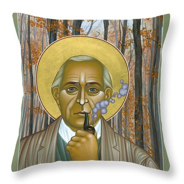 J.r.r. Tolkien - Rljrt Throw Pillow