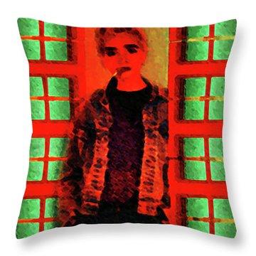 Julia Throw Pillow