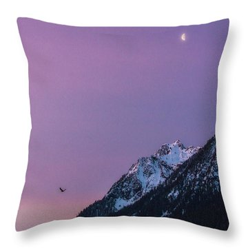 Jumbo Sunrise Throw Pillow