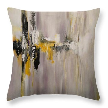 Juncture Throw Pillow