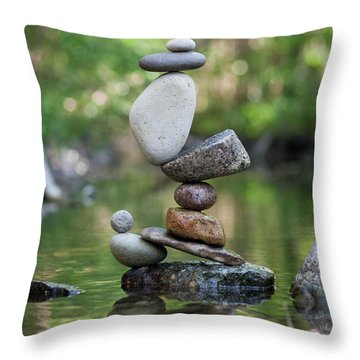 Jungle Magic Throw Pillow