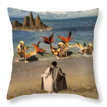 Juried Contest Throw Pillow
