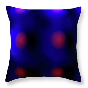 Throw Pillow featuring the digital art Just A Dream by Wendy Wilton