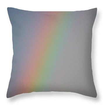 Just A Piece Throw Pillow