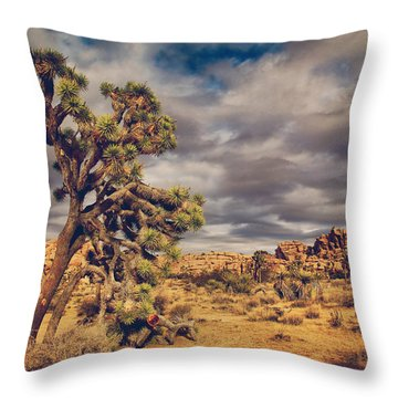 Just A Touch Of Madness Throw Pillow