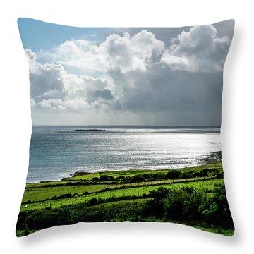 Just Beautiful Throw Pillow
