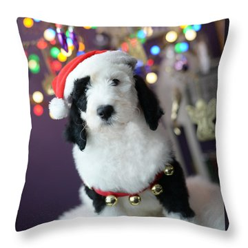 Throw Pillow featuring the photograph Just Believe by Linda Mishler