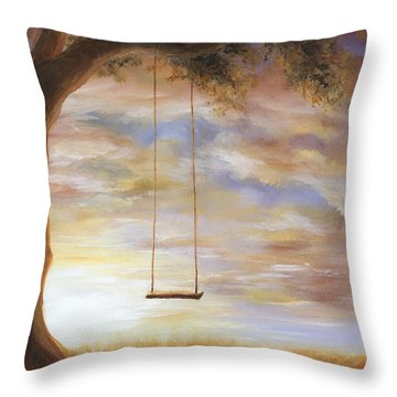 Prophetic Art Throw Pillows