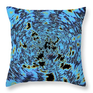 Throw Pillow featuring the photograph Just Jack  by Tony Beck