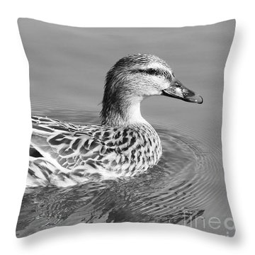 Just Lovely  Throw Pillow by Anita Oakley