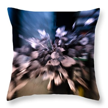 Just My Imagination Throw Pillow